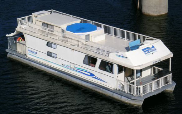 Bluewater Houseboat Vacations Shuswap Lake Sicamous Bc